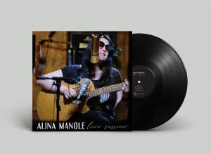 Alina Manole Vinyl